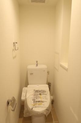 【トイレ】リビオメゾン代々木上原