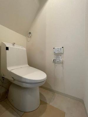 【トイレ】deux高卯