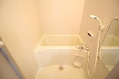 清潔感ある浴室♪