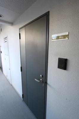 【玄関】レーベンス柏木