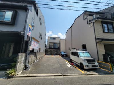 【外観】下京区上三之宮町 建築条件無し 売土地