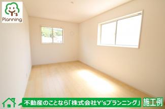 【寝室】清水町徳倉第18 新築戸建 全2棟 (1号棟)