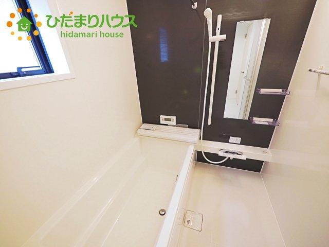 【浴室】神栖市深芝南20-1期 新築戸建 3号棟
