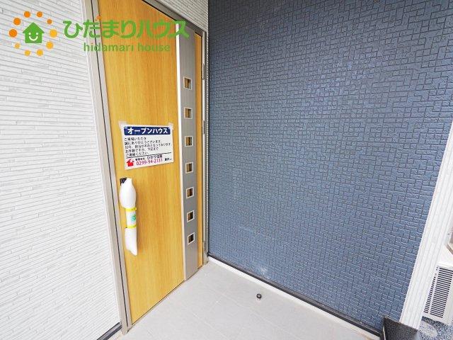 【玄関】神栖市深芝南20-1期 新築戸建 3号棟