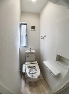 【トイレ】清水町徳倉第16 新築戸建 全3棟 (1号棟)