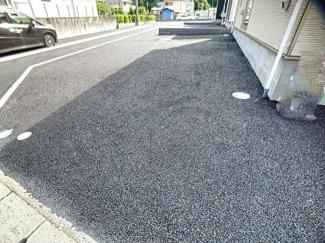 【駐車場】清水町徳倉第16 新築戸建 全3棟 (1号棟)
