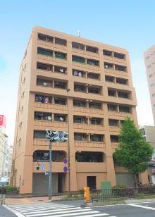 9階建て5階部分、三方角部屋につき陽当り・眺望・通風良好です