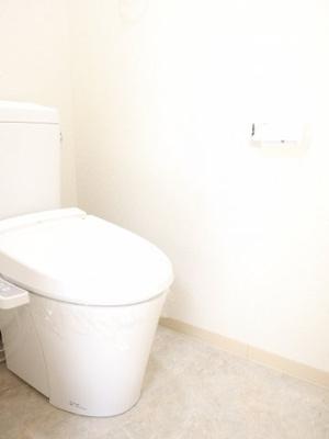 ウォシュレット付きのお手洗いです!(^^)!