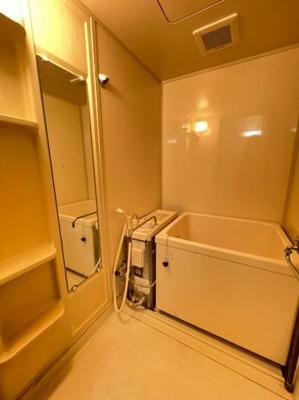 【浴室】上高丸北住宅