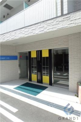 【エントランス】ビガーポリス397M:COURT天神橋