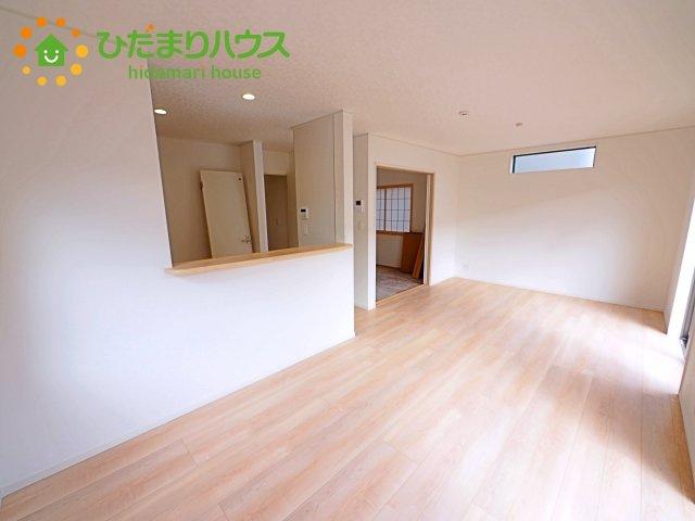 【前面道路含む現地写真】神栖市木崎第3 2期 新築戸建 2号棟