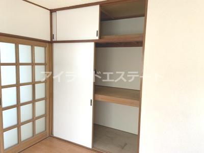 【収納】第2メゾン亀井 バストイレ別 TVドアフォン 南東向