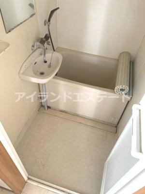 【浴室】第2メゾン亀井 バストイレ別 TVドアフォン 南東向