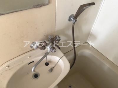 【洗面所】第2メゾン亀井 バストイレ別 TVドアフォン 南東向