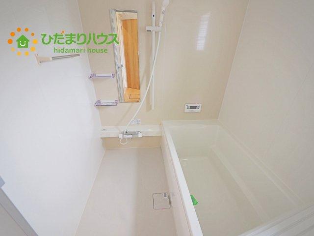 【浴室】神栖市日川20-1期 新築戸建 1号棟