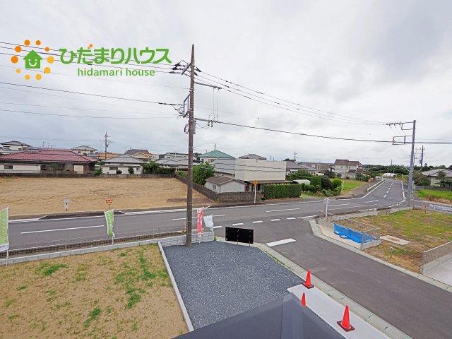 【展望】神栖市日川20-1期 新築戸建 1号棟