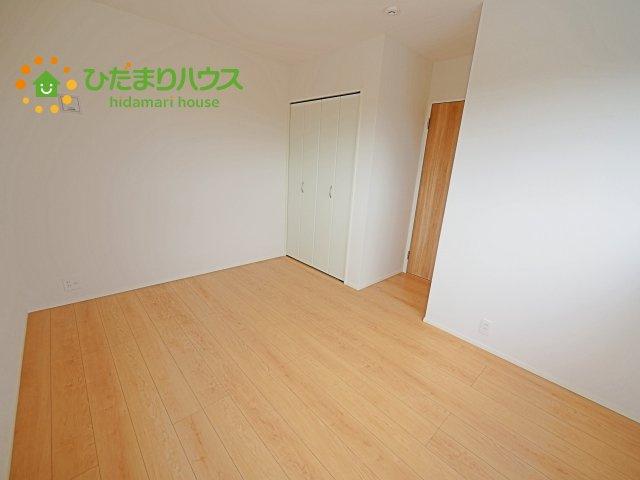 【洋室】神栖市日川20-1期 新築戸建 1号棟