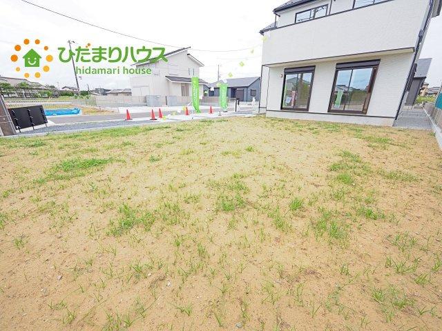 【庭】神栖市日川20-1期 新築戸建 1号棟