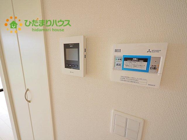【セキュリティ】神栖市日川20-1期 新築戸建 1号棟