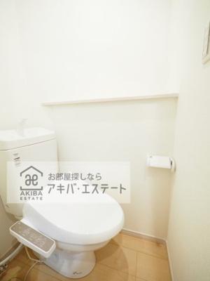 【トイレ】GRANBLUE王子