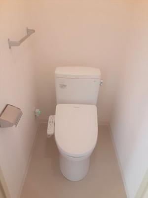 【トイレ】メゾンニューリバー
