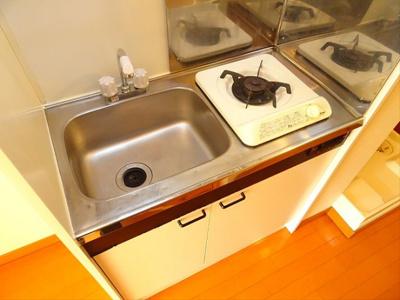 【キッチン】Villa-浜田山