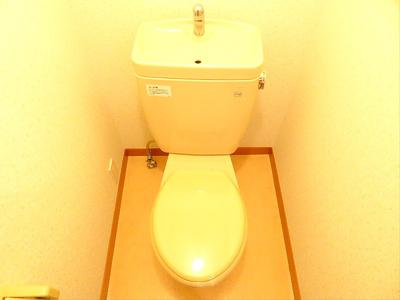 【トイレ】Villa-浜田山