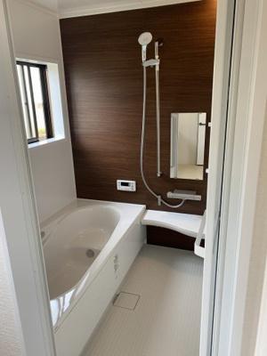 【浴室】小坂一戸建