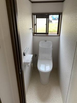 【トイレ】小坂一戸建