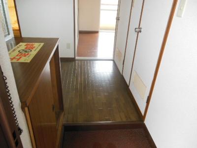 【玄関】石神井スカイビル