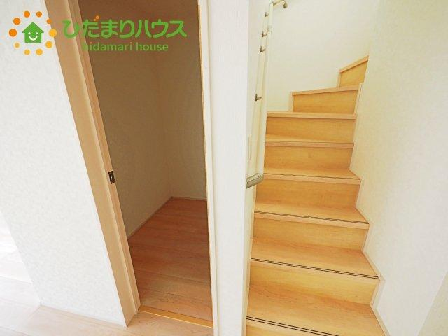 リビングイン階段☆彡収納もしっかりあります!!