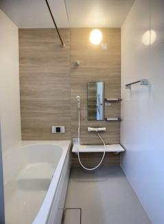 【浴室】裾野市佐野 新築戸建 全1棟 (1号棟)