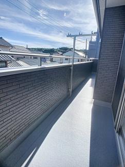 【バルコニー】裾野市佐野 新築戸建 全1棟 (1号棟)
