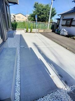 【駐車場】裾野市佐野 新築戸建 全1棟 (1号棟)