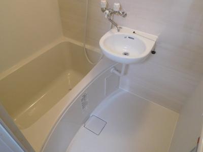 【浴室】中野中央マンション