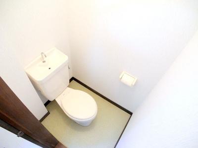【トイレ】サザン高尾Ⅱ
