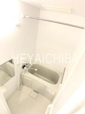 【浴室】ライジングプレイス西浅草