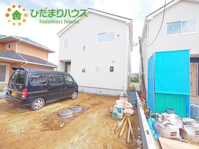 【完成予想図】神栖市若松中央20-1期 新築戸建 4号棟