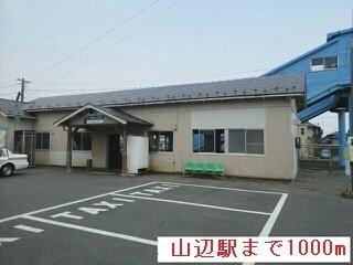 山辺駅まで1000m