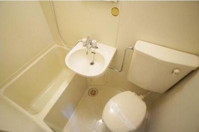 【浴室】リバーヒルズ林間
