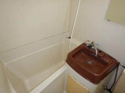 【浴室】フラット町田