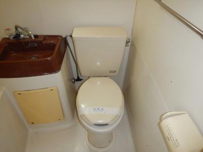 【トイレ】フラット町田
