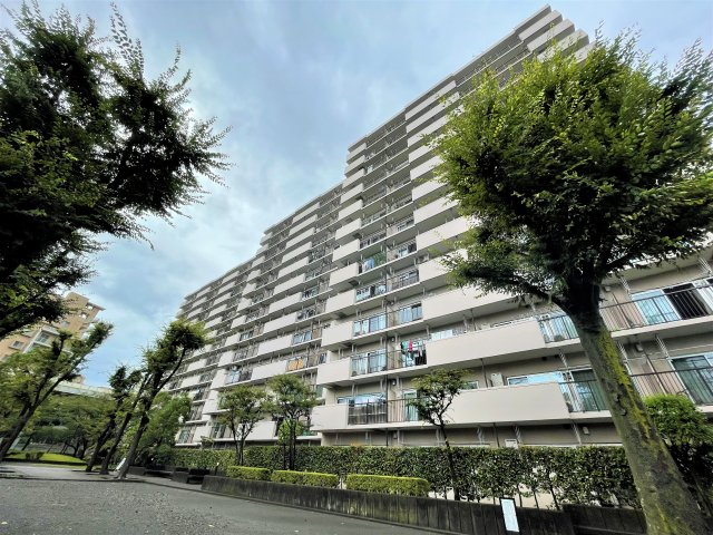 横浜鶴ヶ峰ビューハイツの画像
