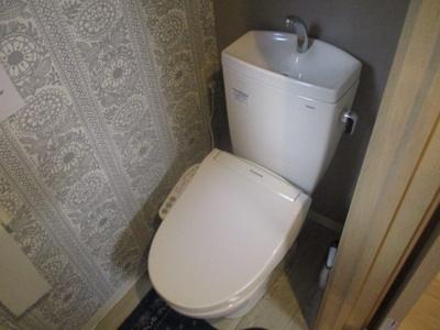 【トイレ】天下茶屋1丁目戸建