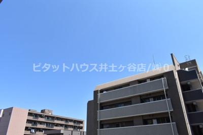 【展望】伊勢佐木南パークハウス壱番館