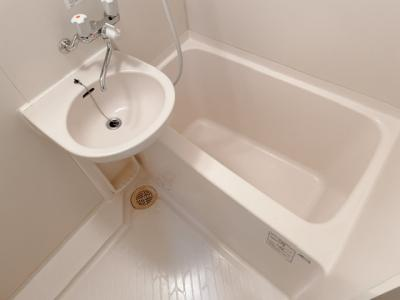 【浴室】ルーブル三軒茶屋Ⅱ