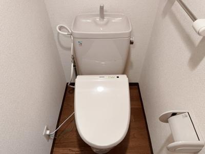 【トイレ】ルーブル三軒茶屋Ⅱ