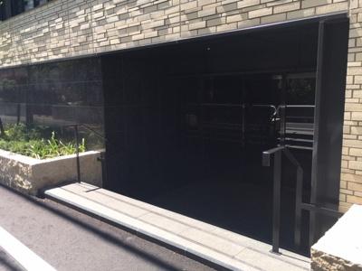 【エントランス】オープンレジデンシア広尾ザ・ハウス ノースコート