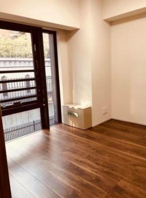 【寝室】オープンレジデンシア広尾ザ・ハウス ノースコート