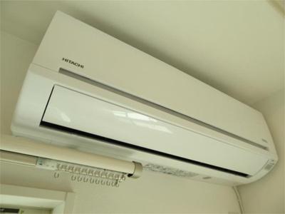 エアコン標準装備!